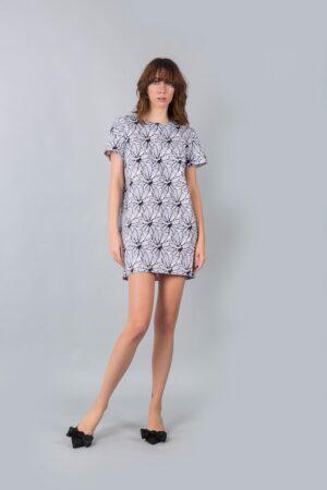 MARGARITA GREY DRESS SHIRT