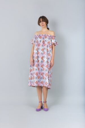 ROMANTIC VIEW DRESS